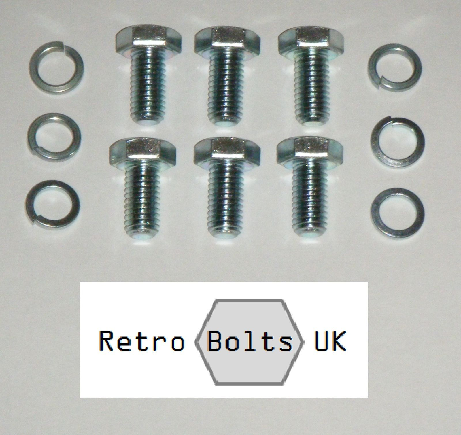 Ford xflow Clutch Cover Bolt Set
